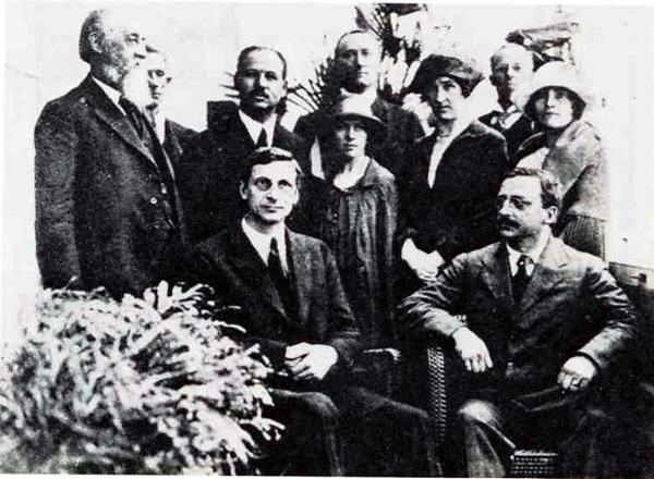 July_1921_Truce_Delegation