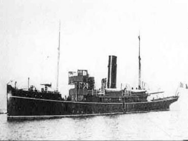 The Helga Gunboat