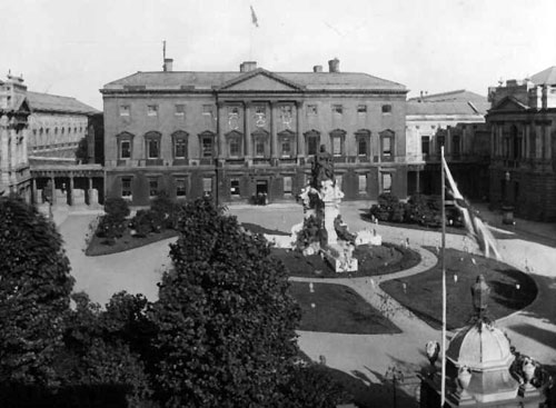 Leinster_House_-_1911