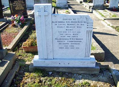 W.R.E_Murphy-headstone