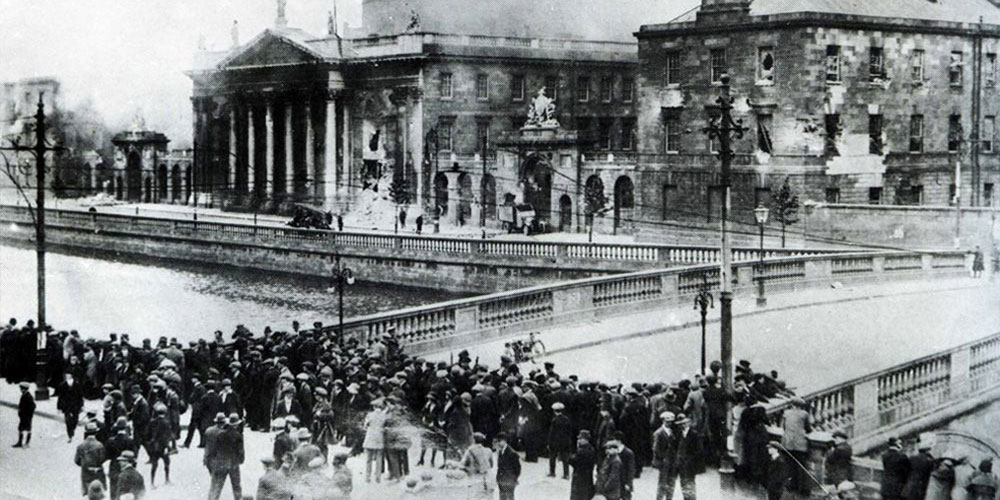 11.Four-Courts-Destruction-1922