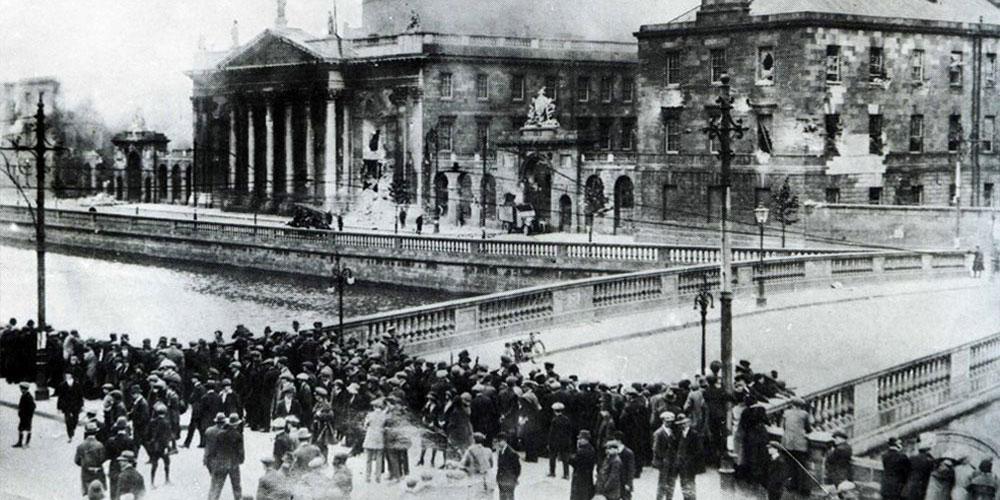 11.Four-Courts-Destruction-1922