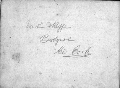 Martin-O'Keeffe-Ballynoe